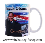 Obama 57th Presidential Inauguration Mug