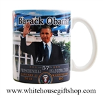 Obama White House Inauguration Mug