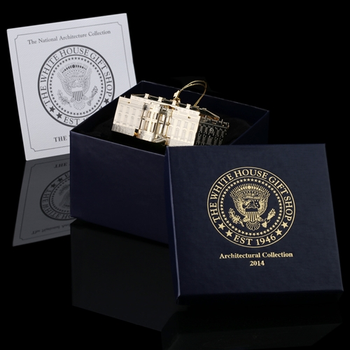 2014 White House Architecture Ornament