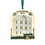 2013 White House Police Ornament