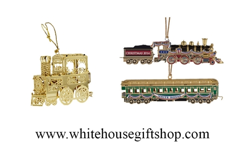 White House Ornaments
