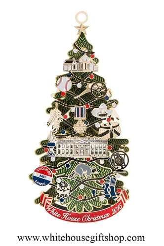 2015 Historical Association Ornament