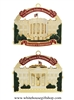 2015 White House Ornament