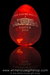 2015 White House Glass Easter Egg