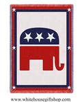 Republican GOP Throw