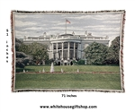 The White House Throw & Blanket
