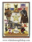 Law Enforcement Commemorative Blanket & Throw