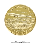 Air Force One Commemorative Coin