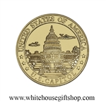 U.S. Capitol Gold Coin