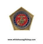Marine Corps Pentagon Coin