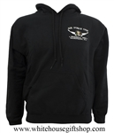 Air Force Sweatshirt & Hoodie Black