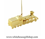 White House Train Ornament