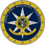 Intelligence Community CIA Mouse Pas