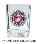 U.S. Marine Corps USMC Shot Glass