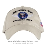 Air Force One Beige Hat