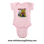 Future President Onesie Washington DC White House Gift Shop