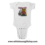 President Baby Clothing Onesie Washington DC White House Gift Shop