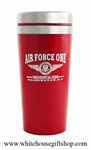 Air Force Red Mug