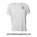 Air Force One Silver White Shirt from the Official White House Gift Shop