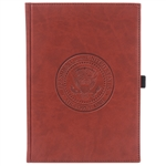 Air Force One Journal or Log Book  with the Seal of the President