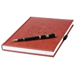 Air Force One Journal or Log Book and Ink Pen  with the Seal of the President
