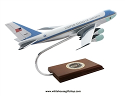Air Force One Model from White House