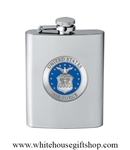 Heritage Pewter Air Force Flask