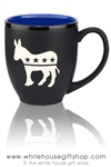Democratic Party Bistro Mug