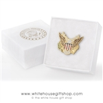 Great Eagle Seal Lapel Pin