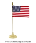 American Flag from the White House Gift Shop
