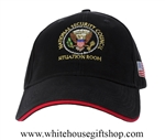 President Obama National Security Council Black Hat