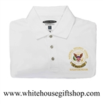White House Pebble Beach Golf Shirt