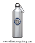 Heritage Pewter Navy Water Bottle