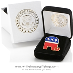 Republican Pin from the official White House Gift Shop