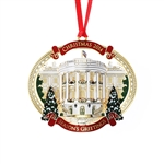 Official White House and Historical Presidenti Roosevelt Ornament Designed by Anthony Giannini