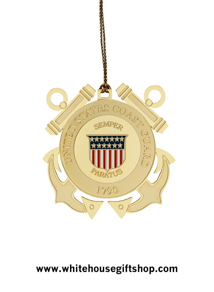 2013 united states coast guard holiday ornament