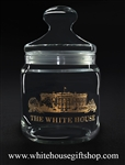 White House Candy Jar