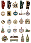 White House Historical Association Ornament Collection