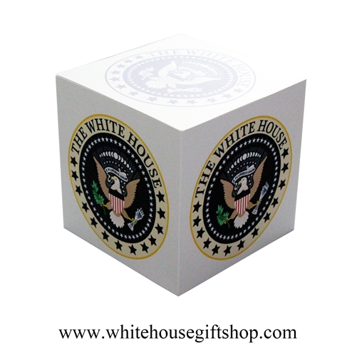 White House Note Cube