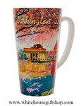 Washington DC National Cherry Blossom Festival Mug