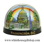 Washington D.C. Snow Globe