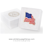 Made in USA Flag Pins