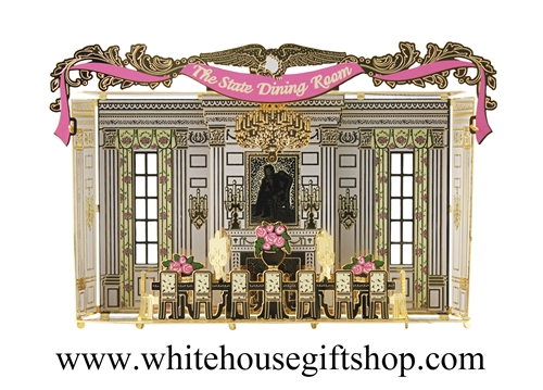 White House State Dining Room