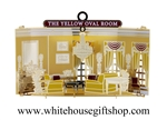 White House Yellow Oval Room