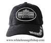 Baseball Style White House Black Hat