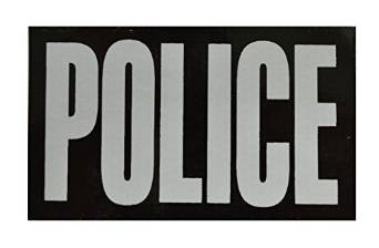 "IR ""POLICE"" Patch"