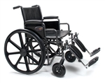 Heavy Duty Wheelchair - 22""