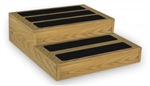 <b>Step Platform - Two-Step Oak Laminate </b>