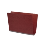 <b>Pressboard Classification/Credentialing Folder, End Tab (Box of 25)</b>