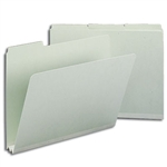 25pt Type II Pressboard Folder, 1/3 Cut Top Tab